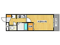 兵庫県神戸市垂水区星陵台5丁目の賃貸マンションの間取り