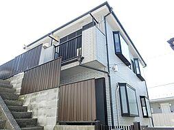 [テラスハウス] 神奈川県横浜市港南区日限山1丁目 の賃貸【/】の外観
