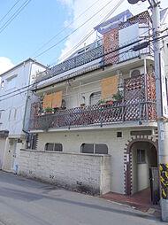 サンコー第6ハイツ[1階]の外観