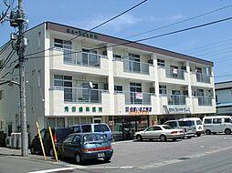 栃木県宇都宮市御幸本町の賃貸マンションの外観
