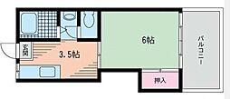 高梨ビル[3階]の間取り