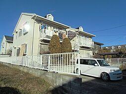 細村コーポB[1階]の外観