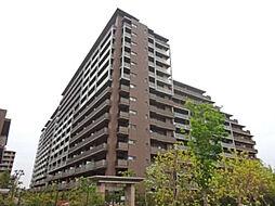 ユトリシア弐番街[14階号室]の外観