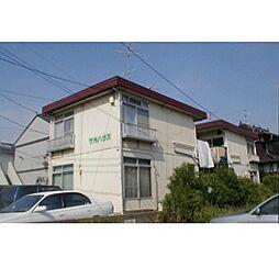 竹内ハウス[101号室]の外観