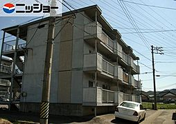 コーポ竹本B・C棟[3階]の外観