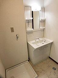 「洗面台」新品に交換済みです。