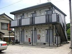 エルカーサ桜木I[102号室]の外観