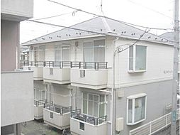 エスポワールヴィル竹松[2階]の外観