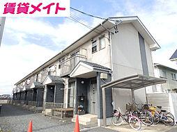 近鉄名古屋線 箕田駅 徒歩9分の賃貸テラスハウス
