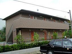 大阪府寝屋川市堀溝北町の賃貸アパートの外観