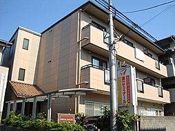 大阪府羽曳野市白鳥2丁目の賃貸マンションの外観