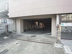 京都府京都市伏見区向島善阿弥町の賃貸マンションの外観