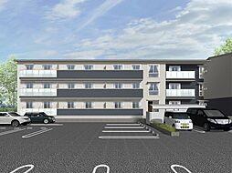 仮)D-room 和田町B[2階]の外観