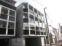 クラークサイドSAPPORO[4階]の外観