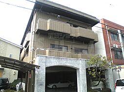 京都府京都市上京区西裏辻町の賃貸マンションの外観