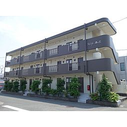 静岡県浜松市中区高丘北2丁目の賃貸マンションの外観