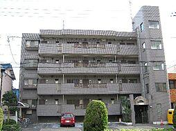 愛知県名古屋市千種区新西2丁目の賃貸マンションの外観