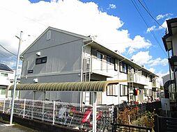 コーポ桜井B[203号室号室]の外観
