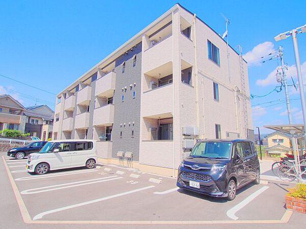 フォレスタ プレッソ 3階の賃貸【広島県 / 広島市安芸区】