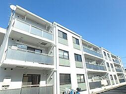 ガーデンヒルズ六高台B棟[303号室]の外観