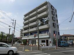 相模中央マンション[3階]の外観