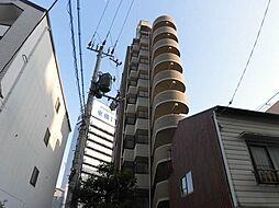 兵庫県神戸市中央区古湊通2丁目の賃貸マンションの外観