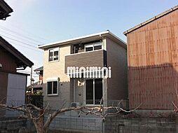 岐阜県本巣市小柿の賃貸アパートの外観