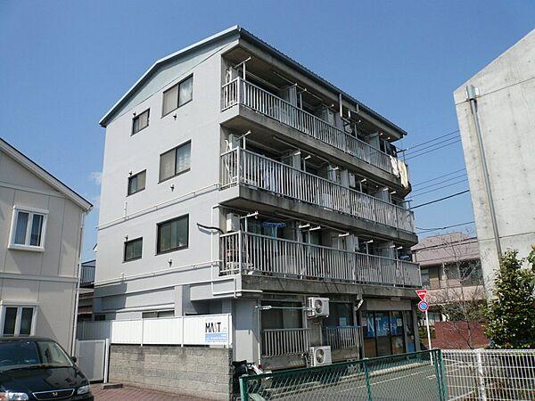 東京都国分寺市西恋ヶ窪2丁目の賃貸マンション