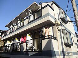 東京都中野区松が丘1丁目の賃貸マンションの外観