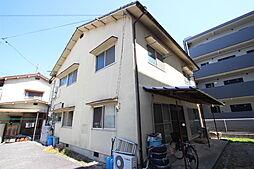 広島県廿日市市下平良1丁目の賃貸アパートの外観