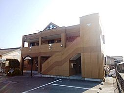 鹿児島県霧島市国分湊の賃貸マンションの外観
