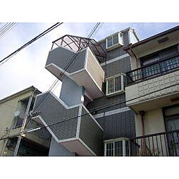 奈良県奈良市富雄北1丁目の賃貸マンションの外観