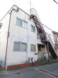 京都府京都市山科区小野弓田町の賃貸マンションの外観