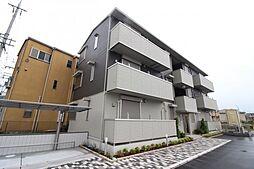 大阪府八尾市曙川東7丁目の賃貸アパートの外観