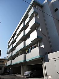 神奈川県横浜市中区本牧三之谷の賃貸マンションの外観