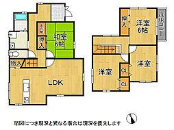 東生駒駅 1,699万円
