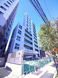 ジェノヴィア駒込駅グリーンヴェール[6階]の外観
