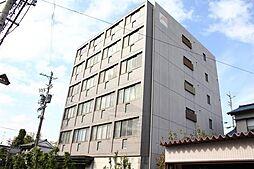 愛知県名古屋市天白区植田2の賃貸マンションの外観
