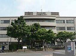 堺市中区役所(623m)