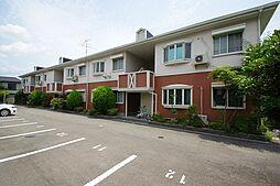 大阪府高槻市真上町6丁目の賃貸アパートの外観