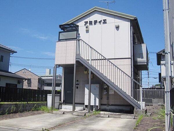 アミティエ 2階の賃貸【兵庫県 / 加古川市】