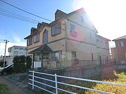 愛知県清須市春日振形の賃貸アパートの外観