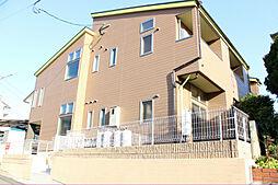 福岡県北九州市八幡西区折尾2丁目の賃貸アパートの外観
