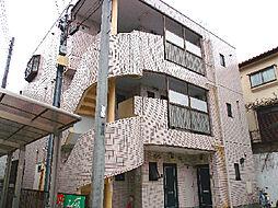 タリーハイム太田窪[1階]の外観