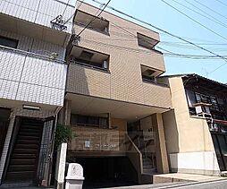 京都府京都市中京区猪熊通姉小路下る姉猪熊町の賃貸マンションの外観