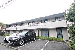 神奈川県相模原市緑区相原3の賃貸アパートの外観