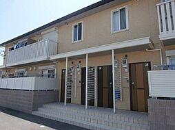 和歌山県和歌山市楠本の賃貸アパートの外観
