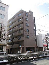 ラナップスクエア京都北野[303号室]の外観