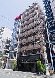 神奈川県横浜市神奈川区反町1丁目の賃貸マンションの外観