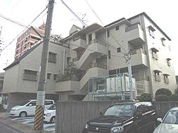 大阪府高石市高師浜4丁目の賃貸マンションの外観